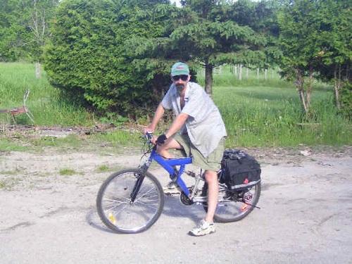 Debranded Bike