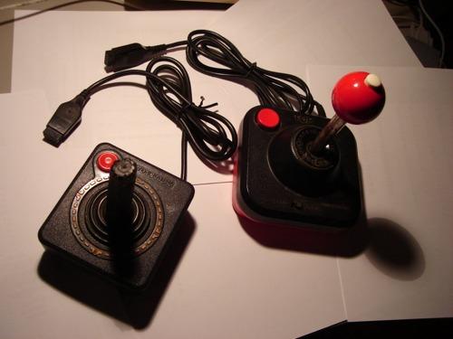 Atari Style Joysticks0