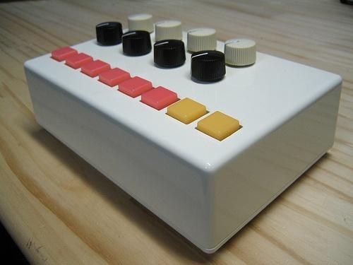 Homemade MIDI Controller