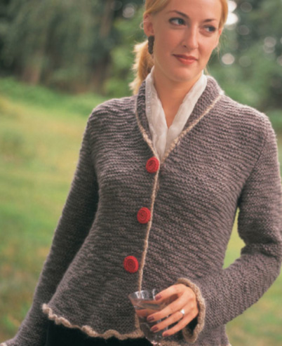 Knitrusticjacket