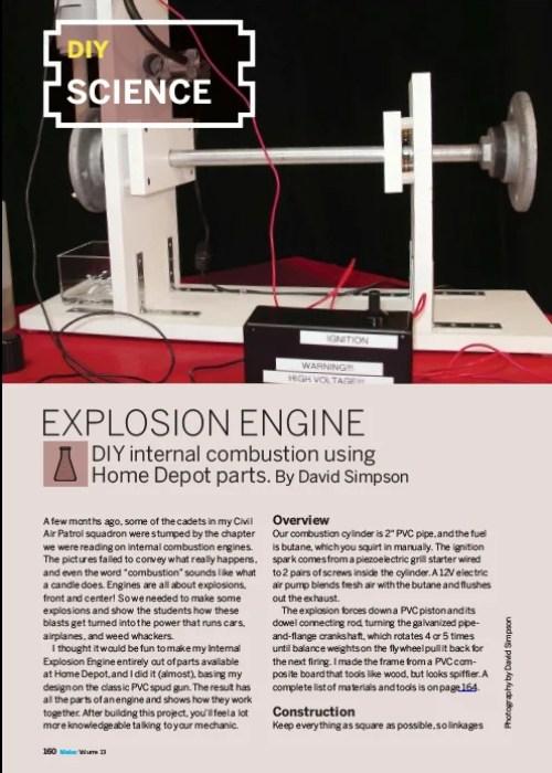 explosion engine pdf