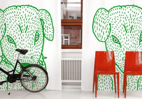 Kokoro & Moi fabric design