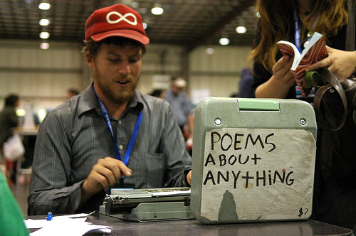 Makerfaire Poems