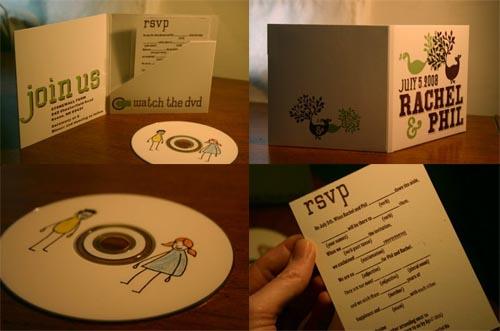 DIY DVD Wedding Invitation   Make: