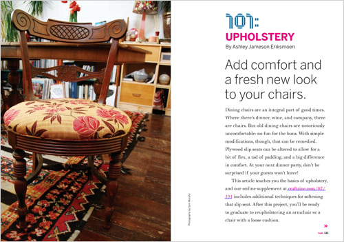Craft07 Upholstery101