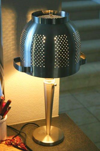 lamp colander