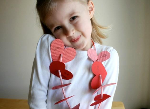 Heart Lei