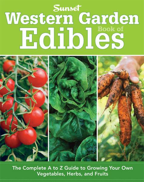 Bookcover Western Garden Edib