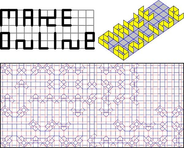 Make Online Origami Font.jpg