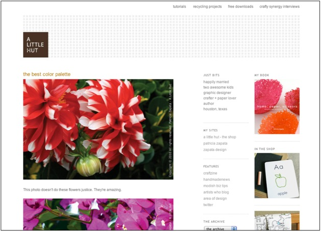 Blogdesign 2