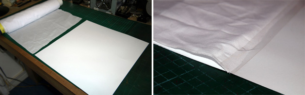 Fabric Printing Step2