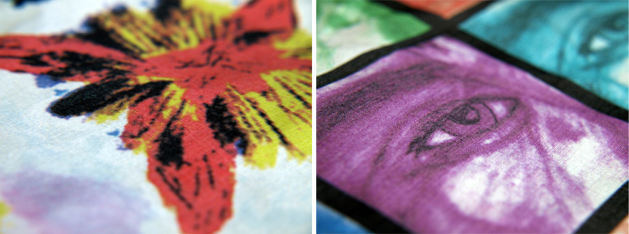 Fabric Printing Step5