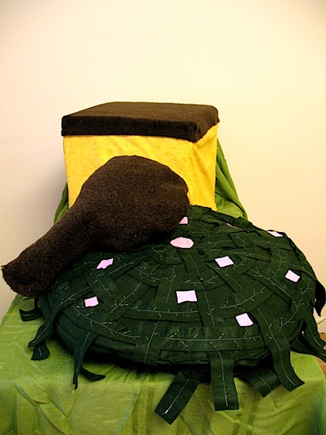 Floor Pillows Reddit : Soul Food Pillows Make: