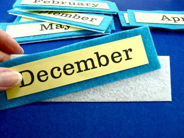 Perpetual Calendar 11