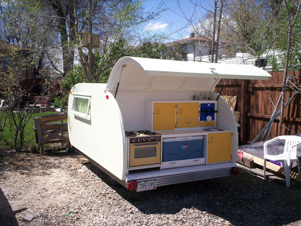 How-To: Teardrop Camper Trailer | Make: