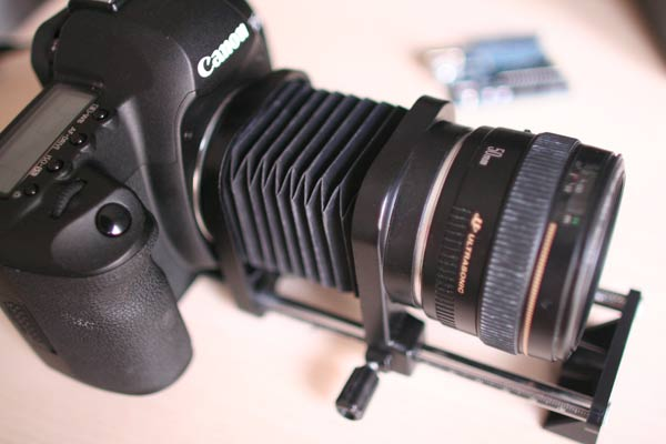 Fotodiox Macro Bellows
