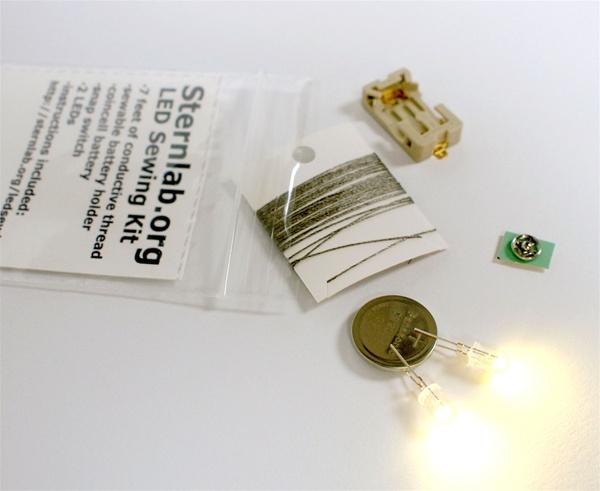 LED Sewing Kit