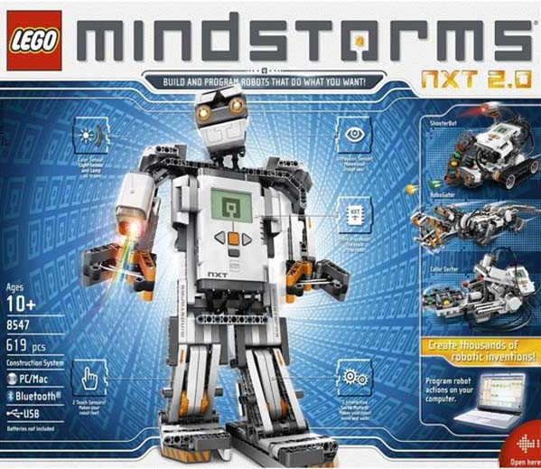 Lego Mindstorms NXT 2.0