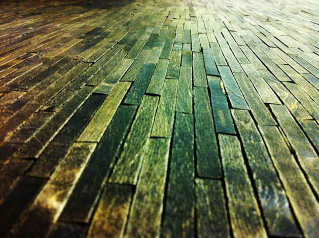 handmade popsicle stick floor.jpg