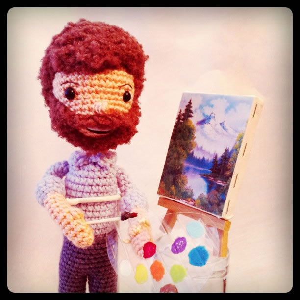 best of post bob_ross_amigurumi.jpeg