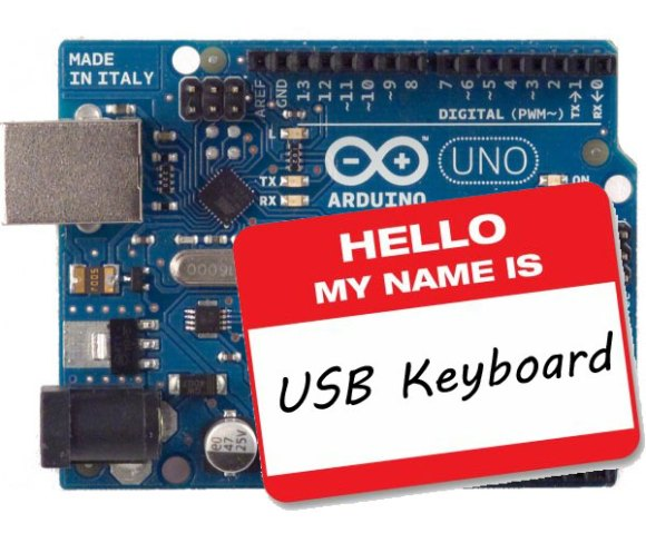 Usb keyboard support with the arduino uno make