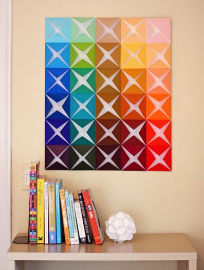 Paper folded wall art.jpg