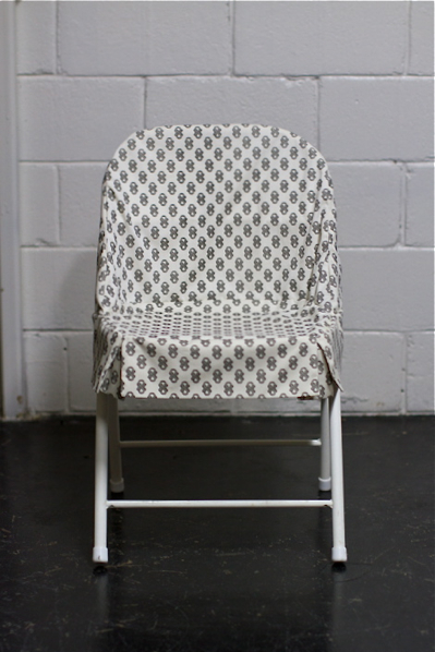 How To Simple Chair Slipcovers