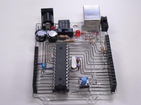 Freeform arduino bliss make
