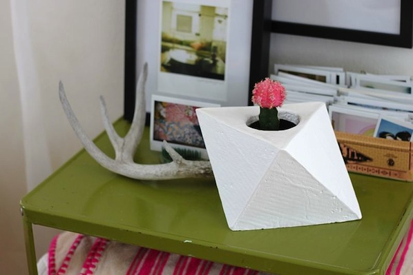 abeautifulmess_cement_geometric_planter1