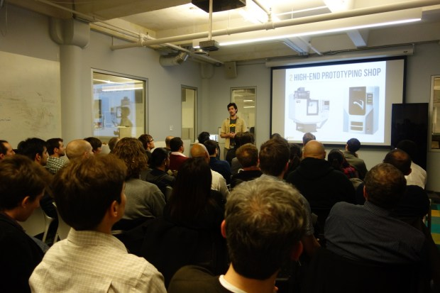 Bolt at Hardware Startup Meetup