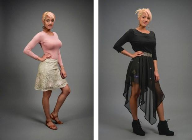 Model: Risa Rose