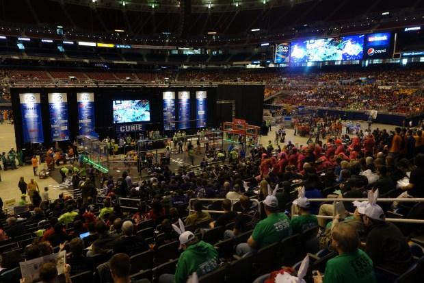 the stadium arenas