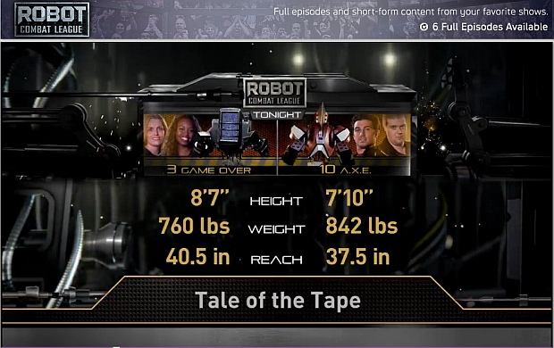 Robot Stats: Who has the advantage?