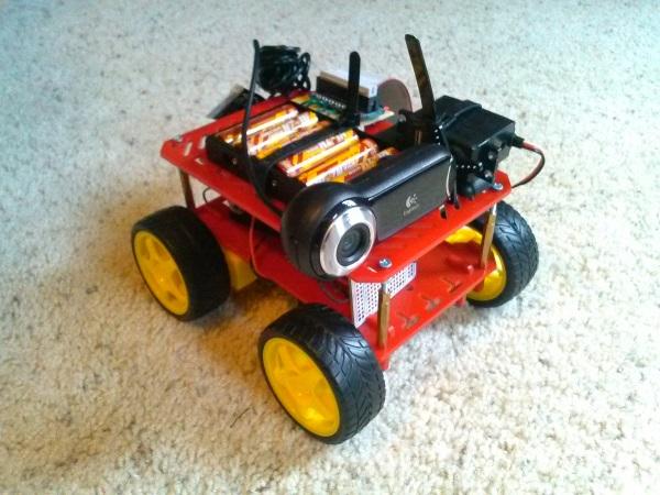 Raspberry Rover
