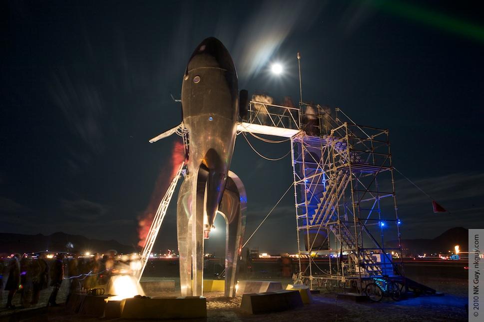 orlando raygun rocketship
