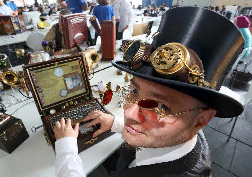 hannover steampunk
