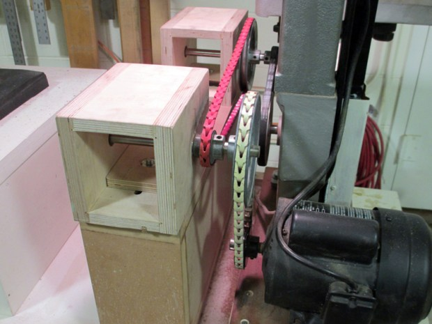bandsaw speed reducer 1