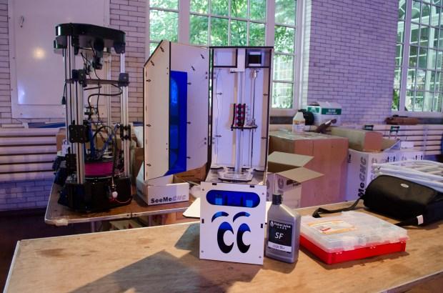 DropLit, a sub $600 resin printer kit