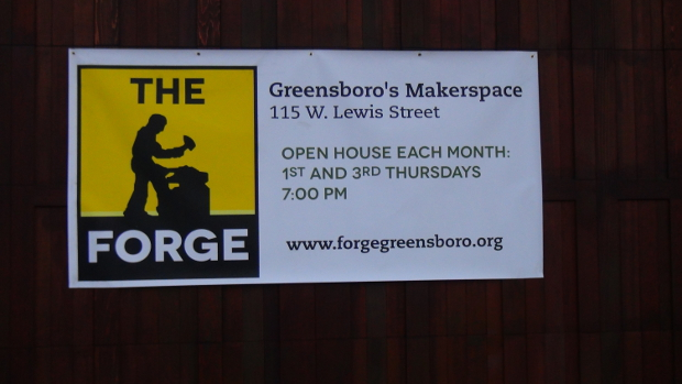 The Forge 115 W Lewis Street, Greensboro NC
