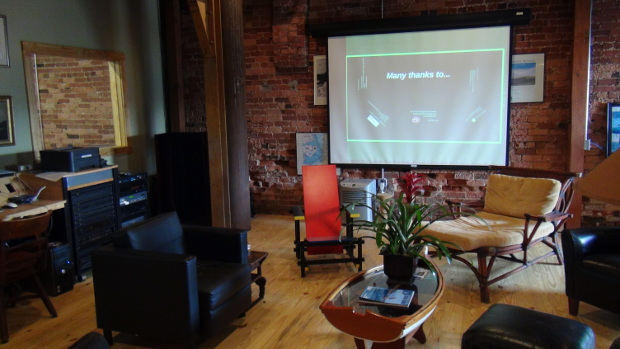 """""""Soft Space"""" at the Forge for collaboration and socializing"""