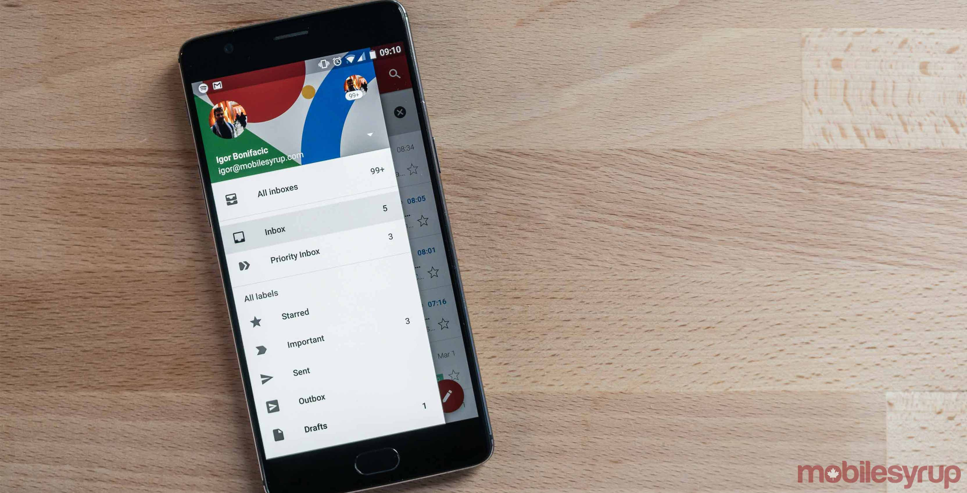 Here s how to enable experimental Smart Compose in Gmail Gmail app on Android