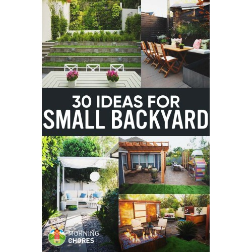 Medium Crop Of Nice Small Backyards