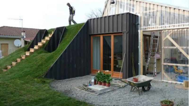 Large Of Underground Homes For Sale