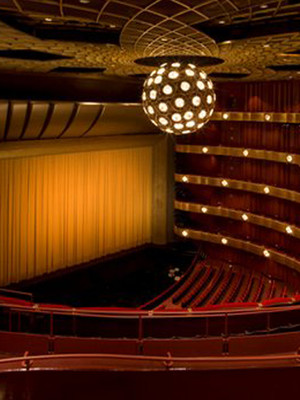David H Koch Theater New York Ny City Ballet 21st Century Cographers Balanchine Black White Paul Taylor Dance
