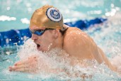 Junior Patrick Olson, 200 IM