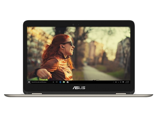 Asus ZenBook Flip UX360 Convertible Ultra-Portable Laptop Launched