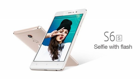 Gionee S6s Selfie-Focused Smartphone to Launch in India Today