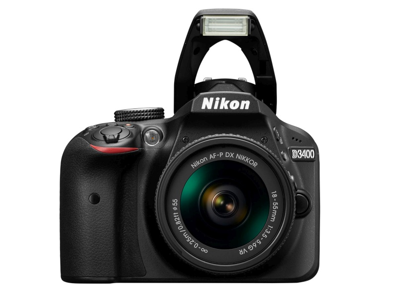 Nikon Announces D3400 Entry-Level DSLR With SnapBridge Support