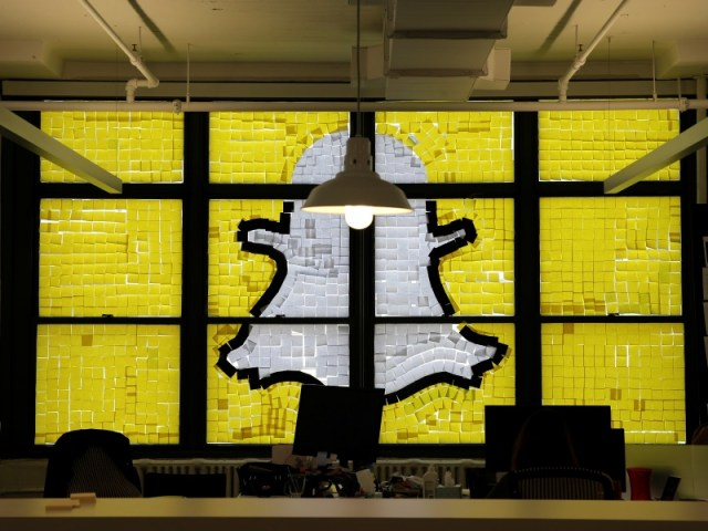 Snapchat Sued by Teen Over Sexy Discover Stories