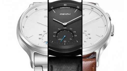 Meizu Mix Smartwatch With Analogue Display Launched